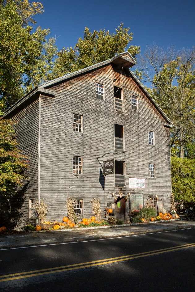AUTUMN BREWS AT THE MILL
