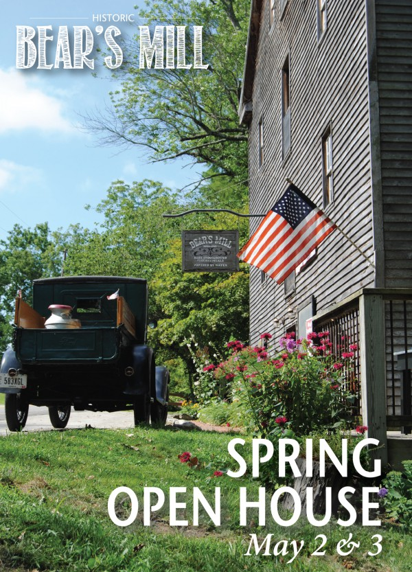 Spring Open House 2015-01